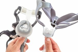 various CPAP devices